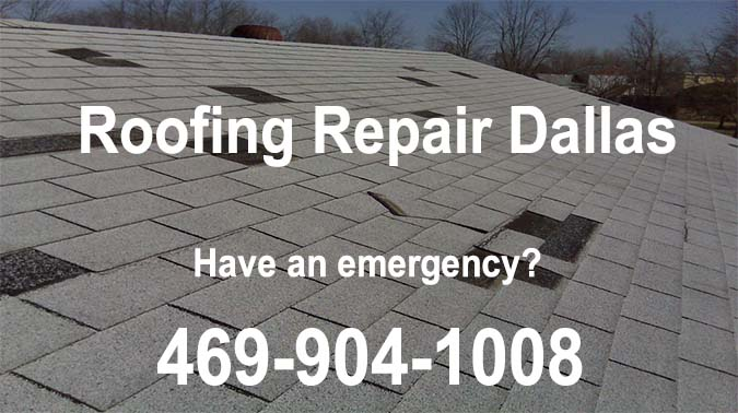 emergency roof repair dallas